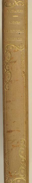 BIVOUACS HONGROIS. Scènes des camps et des bivouacs hongrois. 1848-1849.  (2)