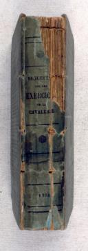 Photo 2 : Décret du 17 juillet 1876 portant règlement sur les exercices de la Cavalerie