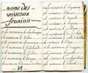Photo 5 : CARNET DU SOLDAT D'ARTILLERIE DE MARINE HYACINTHE LEROUX, CALLIGRAPHIÉ ET ORNÉ DE NOMBREUX DESSINS D'EMBLÈMES MILITAIRES ET IMPÉRIAUX (1813-1814) et une lettre à sa tante MARIE CUVELIER, résidant à Dieppe, le 30 août 1814.