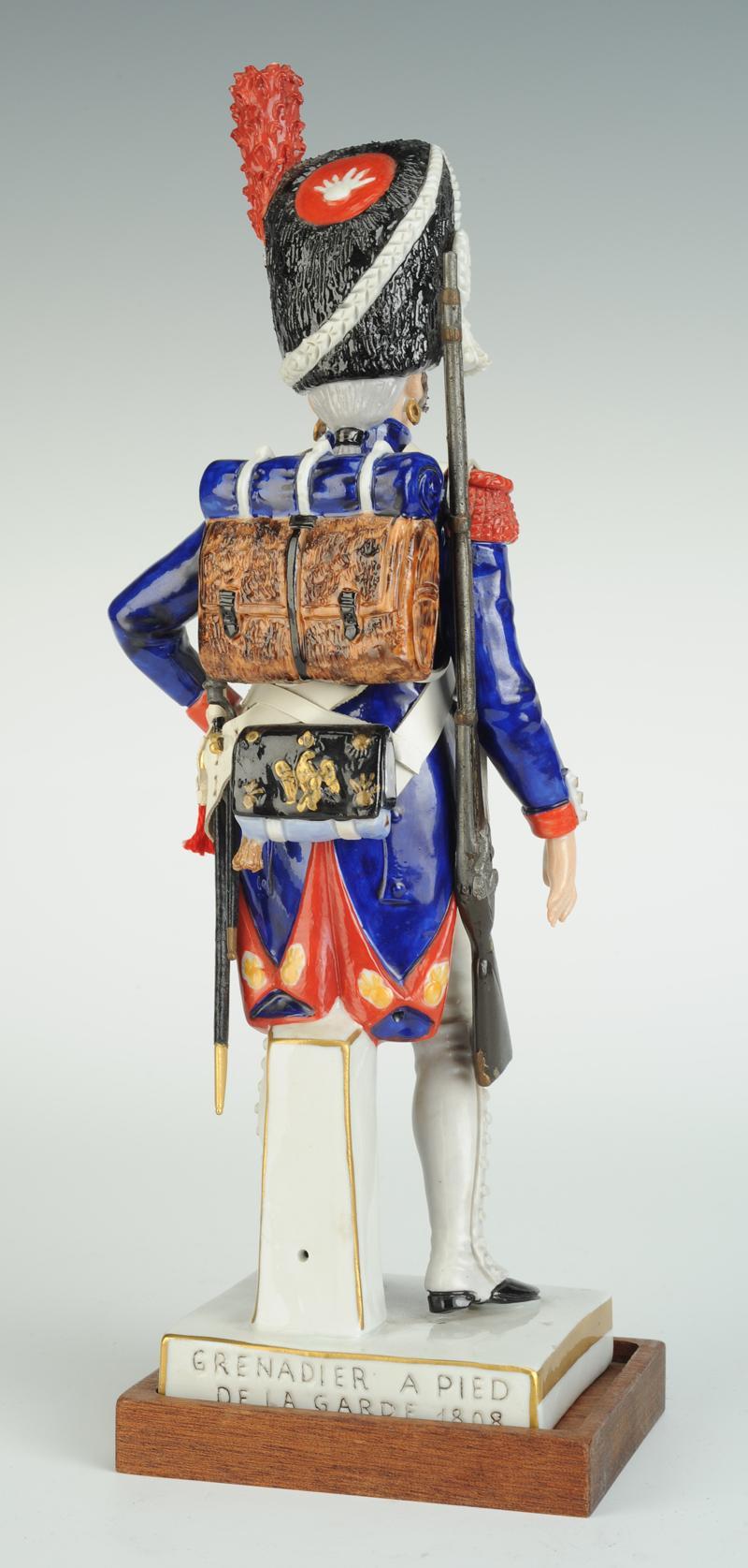 Grenadier pied de la garde imp riale premier empire for Rocchietta la garde