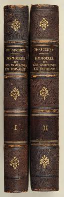 Mémoires du Maréchal Suchet sur ses campagnes en Espagne   (1)