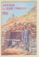 Photo 1 : Agenda du jeune français 1935
