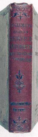 Photo 2 : Décret du 20 octobre 1892 portant règlement sur le service intérieur des troupes d'infanterie