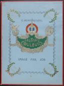 MONTORGUEIL, illustration par JOB : LES TROIS COULEURS