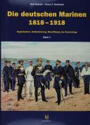 DIE DEUTSCHE MARINEN 1818-1918. (1)