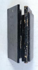 Photo 2 : 5 carnets de notes sur l'Artillerie :