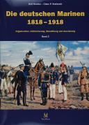 DIE DEUTSCHE MARINEN 1818-1918. (2)