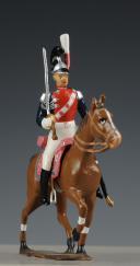 Photo 3 : GARDES DU CORPS DU ROI COMPAGNIE DE RIVIÈRE 1814, CBG MIGNOT, France.