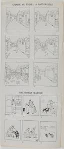 Photo 5 : AGENDA POUR L'ANNÉE 1913 ILLUSTRÉ PAR CARAN D'ACHE