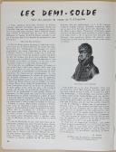 """Photo 6 : S.A.I LE PRINCE NAPOLÉON - """" Souvenirs Napoléonien """" - Revue mensuel - Spécial Bicentenaire - Numéro 245 - Juillet et août 1969"""