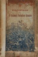 """Photo 1 :  BRUNON - """" Historique du 8ème Régiment d'Infanterie coloniale """"  - (1914 -1919 ) - Toulon - 1920"""