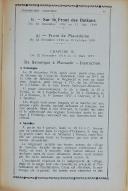 """Photo 3 :  BRUNON - """" Historique du 8ème Régiment d'Infanterie coloniale """"  - (1914 -1919 ) - Toulon - 1920"""