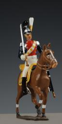 Photo 3 : GARDES DU CORPS DU ROI COMPAGNIE DE LUXEMBOURG 1814, CBG MIGNOT, France.