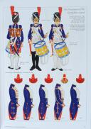 Photo 5 : THE IMPERIAL GUARD OF THE FIRST EMPIRE - 1. THE FOOT SOLDIERS