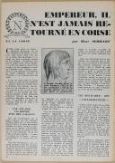 """Photo 6 : TÉLÉMAGAZINE RADIO - """" Napoléon à la TV """" - Numéro spécial - 19 au 25 avril 1969"""