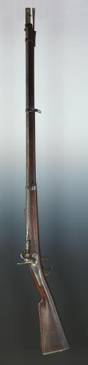 FUSIL D'INFANTERIE À TABATIÈRE, MODÈLE 1867, SECOND EMPIRE. (10)