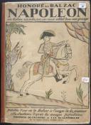 HONORE DE BALZAC : NAPOLÉON, SON HISTOIRE RACONTÉE PAR UN VIEUX SOLDAT DANS UNE GRANGE (1)