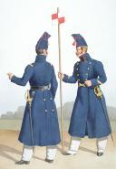 Photo 2 : 1824. Génie. Sapeur, Officier, Sergent.