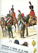 ROUSSELOT LUCIEN : CHASSEURS À CHEVAL DE LA GARDE 1800 -1815.
