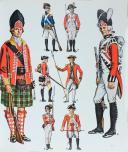 Photo 2 : LILIANE ET FRED FUNCKEN, Collection Casterman : LES COSTUMES ET LES ARMES DES SOLDATS DE TOUS LES TEMPS. TOME 2.