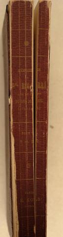 BIGARRE. Mémoires du Général Bigarré, aide de camp du Roi Joseph. (2)