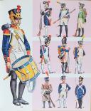Photo 3 : LILIANE ET FRED FUNCKEN, Collection Casterman : LES COSTUMES ET LES ARMES DES SOLDATS DE TOUS LES TEMPS. TOME 2.