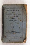 Photo 1 : Ordonnance sur l'exercice et les évolutions de la cavalerie du 6 décembre 1829