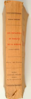 GODCHOT. (Col.). En Danemark. les Espagnols du Marquis de la Romana. 1807-1808.  (2)