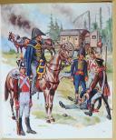 Photo 3 : LILIANE ET FRED FUNCKEN, Collection Casterman : L'UNIFORME ET LES ARMES DES SOLDATS DU PREMIER EMPIRE. TOME 1 et 2
