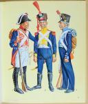 Photo 4 : LILIANE ET FRED FUNCKEN, Collection Casterman : L'UNIFORME ET LES ARMES DES SOLDATS DU PREMIER EMPIRE. TOME 1 et 2