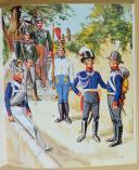 Photo 5 : LILIANE ET FRED FUNCKEN, Collection Casterman : L'UNIFORME ET LES ARMES DES SOLDATS DU PREMIER EMPIRE. TOME 1 et 2