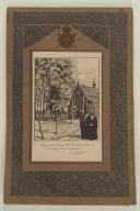 Papier à lettre à entête, guerre 1914-1918, Belgique