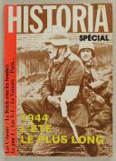 36 numéros d'HISTORIA et d'HISTORAMA MAGAZINE. (2)