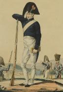 Photo 2 : MARTINET : Troupes françaises, planche 232, École préparatoire polytechnique, Premier Empire.
