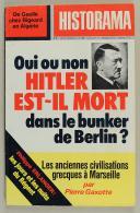 36 numéros d'HISTORIA et d'HISTORAMA MAGAZINE. (4)