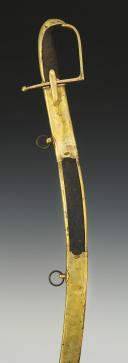 Photo 5 : SABRE DE HUSSARDS, modèle 1777, signé VARNIER, fabrication Révolutionnaire de 1792-1802, Révolution.