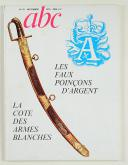 ABC - LA COTE DES ARMES BLANCHES, N° 97, novembre 1972. (1)