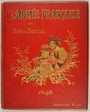 ROGER DE BEAUVOIR : L'ARMÉE FRANÇAISE, ANNUAIRE ILLUSTRÉ 1896. (1)