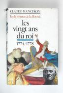 Photo 1 : MANCERON - Les vingt ans du Roi 1774 1778