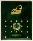 Photo 1 : Programme-souvenir du Bal de saint-cyr 1956