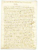 Photo 2 : SIÈGE DE MILAN, BEL ENSEMBLE DE 4 LETTRES DU FILS DU CHEVALIER DELISLE, ordonnance du Maréchal de Villars, À SON FRÈRE, colonel du Régiment de la Fère à Alençon, DEPUIS MILAN ET VIGHIZOLO-SOUS-TORTONNE, décembre 1733 à février 1734, Guerre contre l'Autriche.
