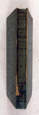 Décret portant règlement sur le service dans les places de guerre et ville de garnison – 13 octobre 1863  (2)