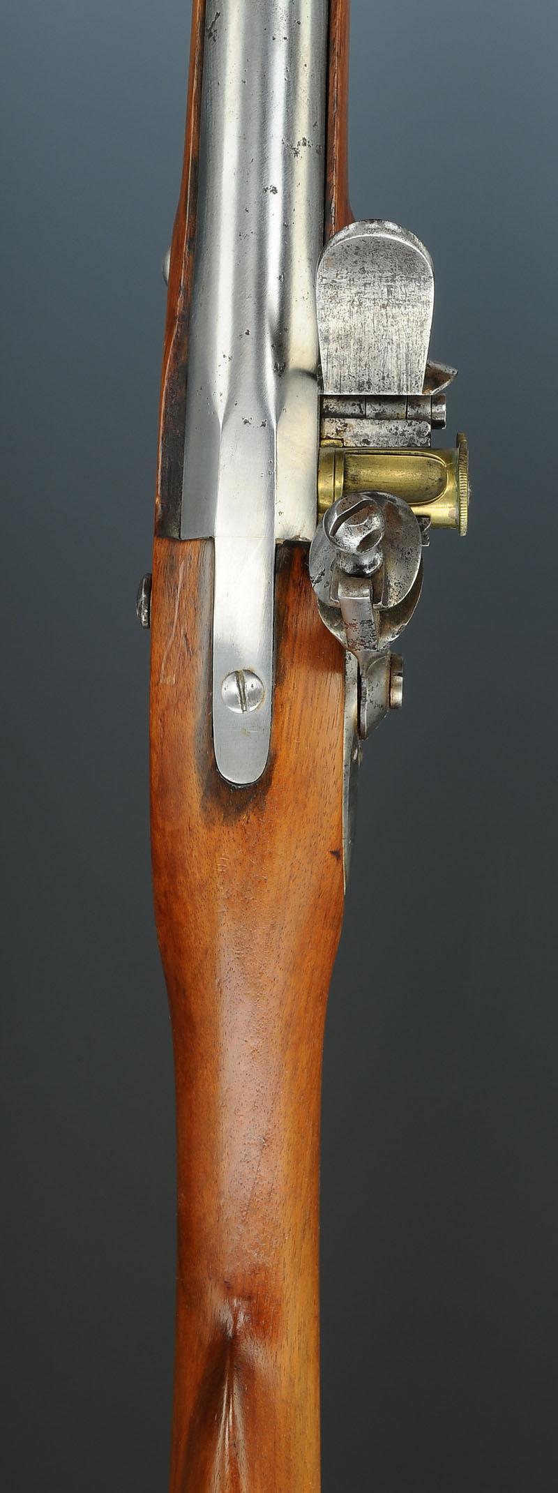fusil de la garde nationale  sur le mod u00c8le des fusils des