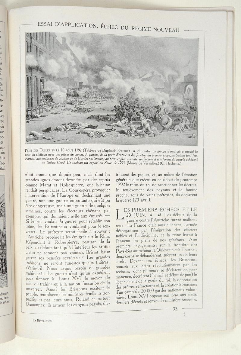 encyclopedie revolution francaise