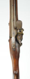 Photo 10 : FUSIL À SILEX D'INFANTERIE, MODÈLE 1777 CORRIGÉ AN XI, PREMIER EMPIRE.
