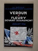 """PECH-MALBEC (Daniel) – Il y a 50 ans """" Fleury devant Douaumont """" -  (1)"""
