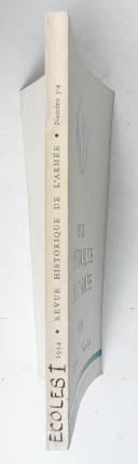Revue historique de l'armée 1954  (2)