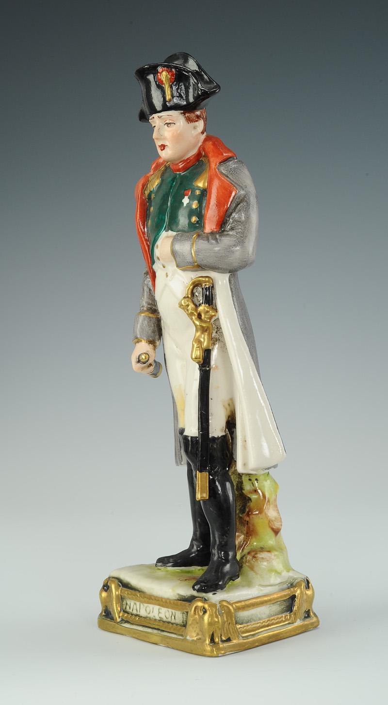napol u00c9on empereur  figurine en porcelaine de courille  u00c0