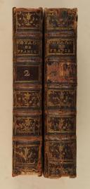 PIGANIOL DE LA FORCE. Nouveau voyage de France avec itinéraires et des cartes.  (1)