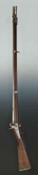 FUSIL D'INFANTERIE, MODÈLE 1842 2T, MONARCHIE DE JUILLET. (1)